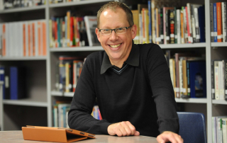 Mark Ray, weLearn 1:1, instructional technology, one-to-one technology, teacher librarian