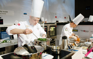 Culinary Arts, Magnet Programs, programs of choice, Fort Vancouver High School