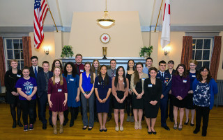 Marshall Youth Leadership Awardees