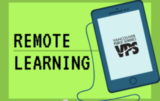 Remote learning iPad icon