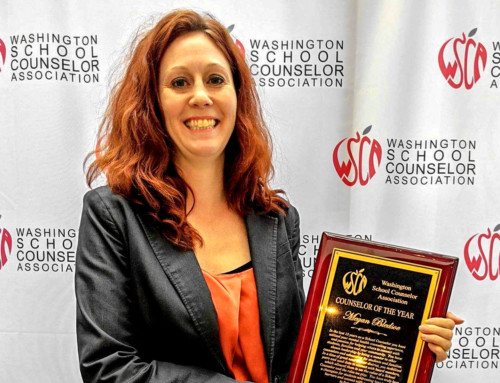 Discovery counselor is among top in the nation